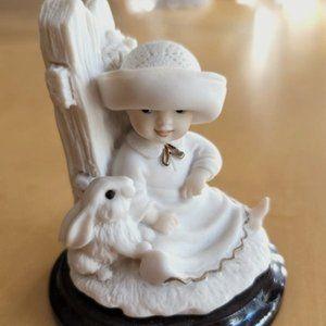 Giuseppe Armani Figurine 0256F New Pals Porcelain